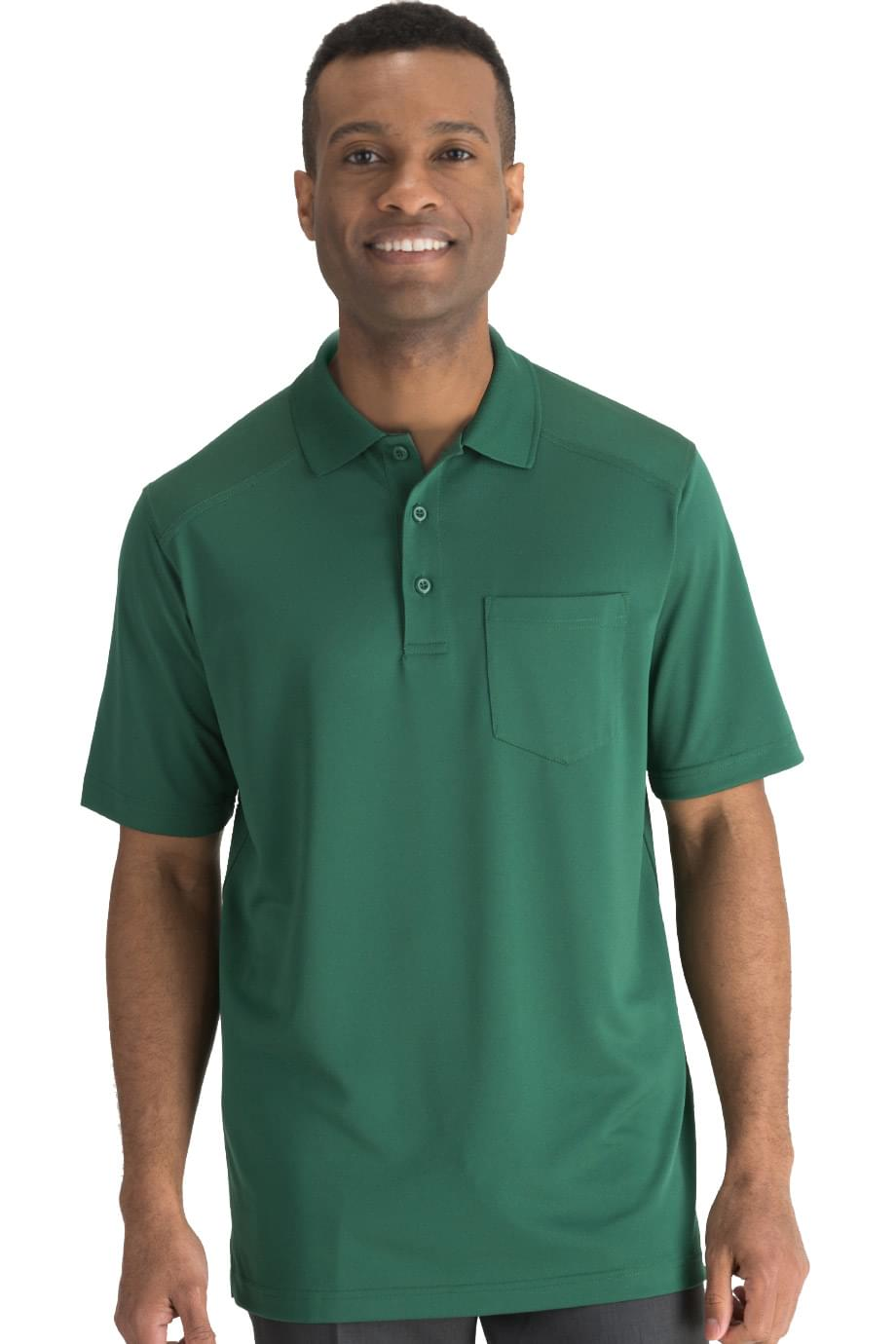 ULTIMATE SNAG-PROOF POLO WITH POCKET