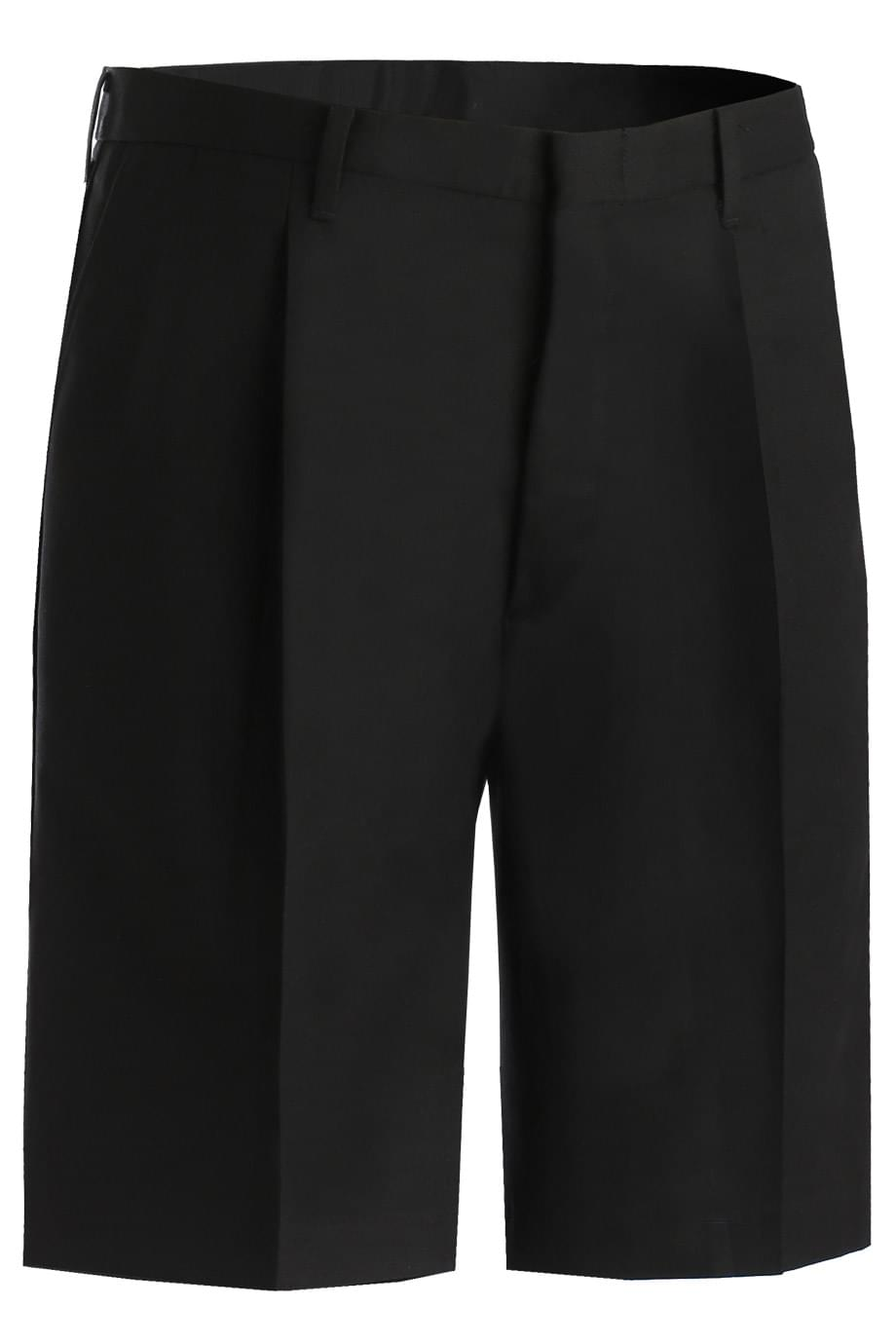 BUSINESS CASUAL PLEATED FRONT SHORT