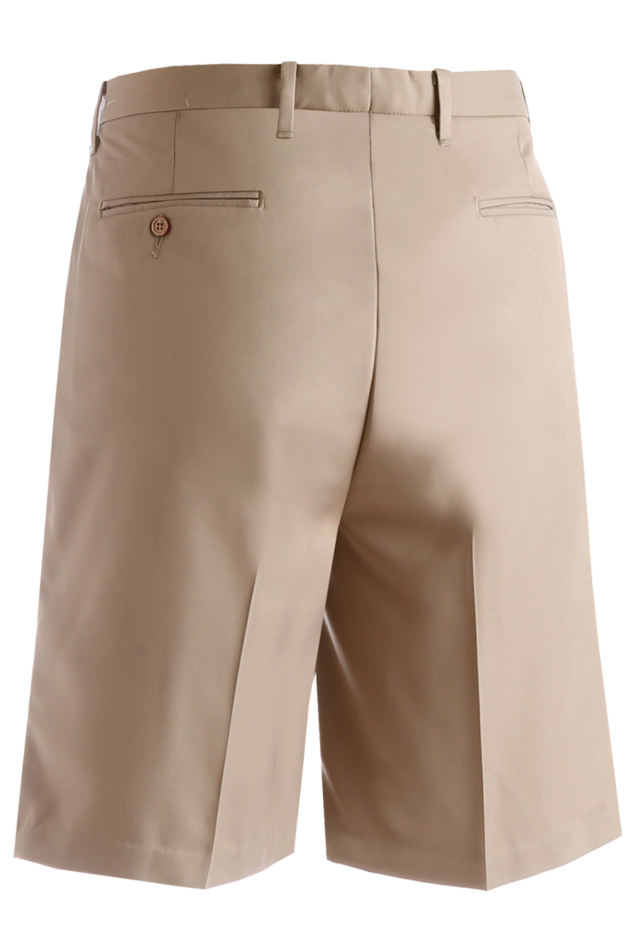 MICROFIBER PLEATED FRONT SHORT