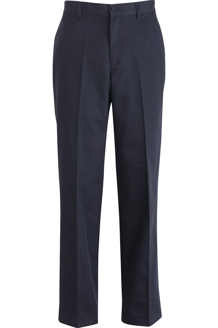 UTILITY CHINO FLAT FRONT PANT