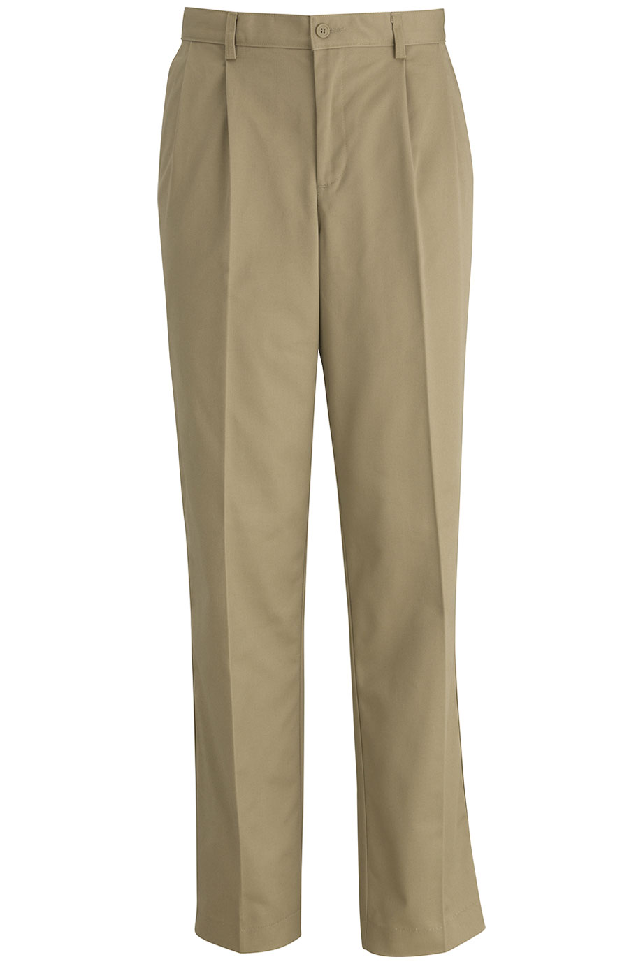 Utility Chino Pleated Front Pant