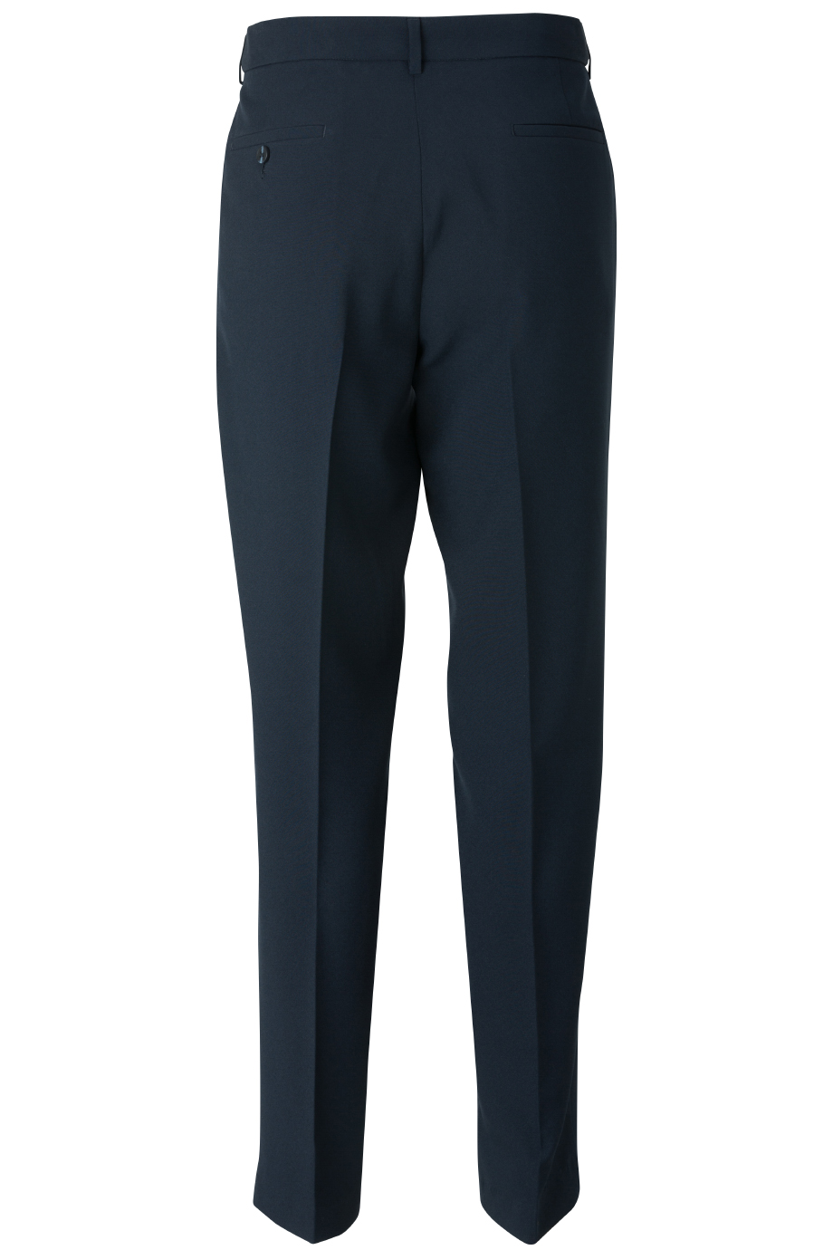 ESSENTIAL FLAT FRONT PANT