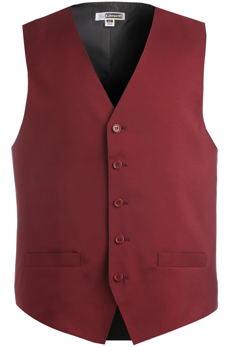 ESSENTIAL POLYESTER VEST