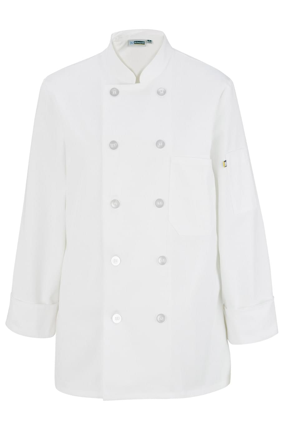 CLASSIC CHEF COAT - 10-BUTTON