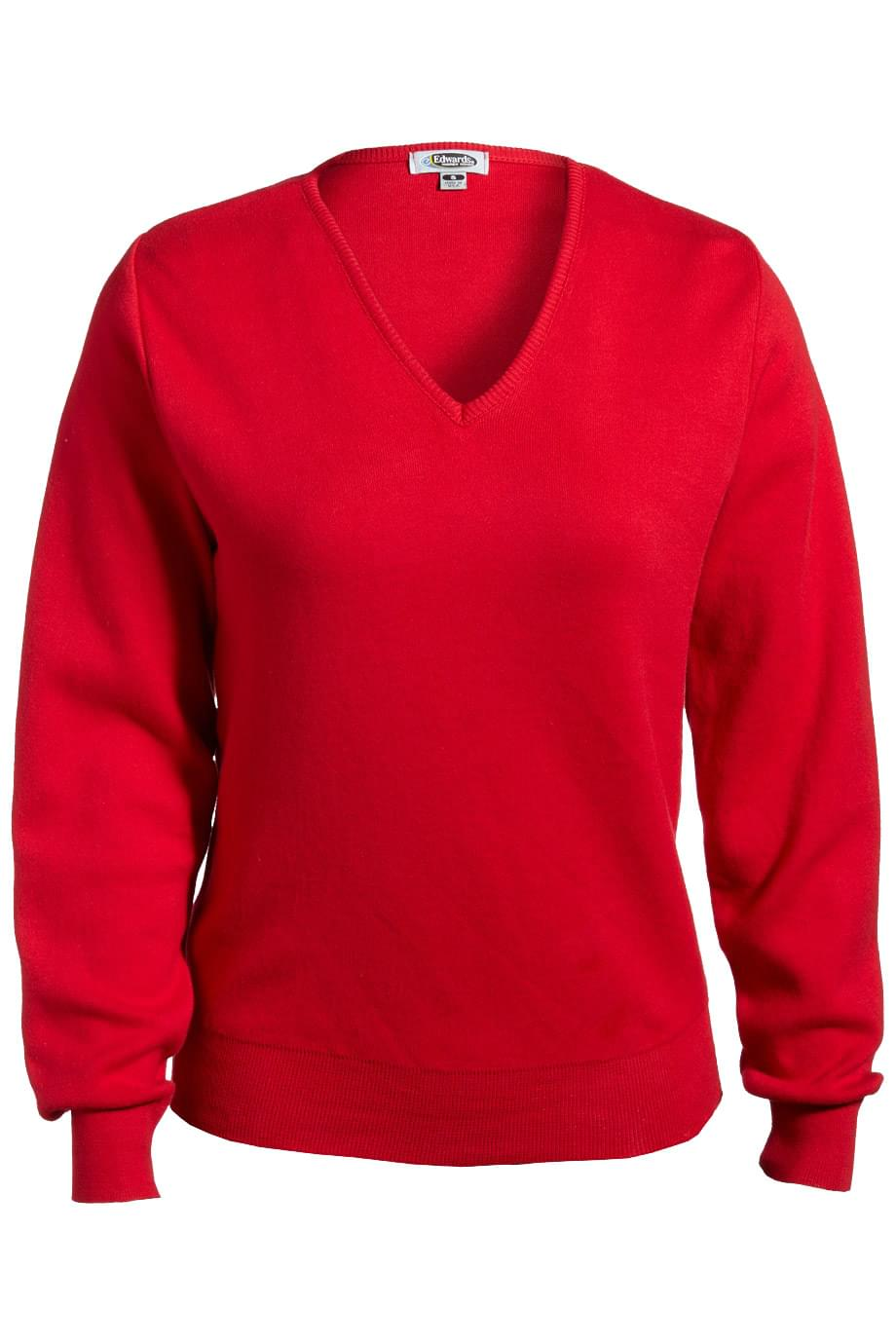 ALL-COTTON SWEATER