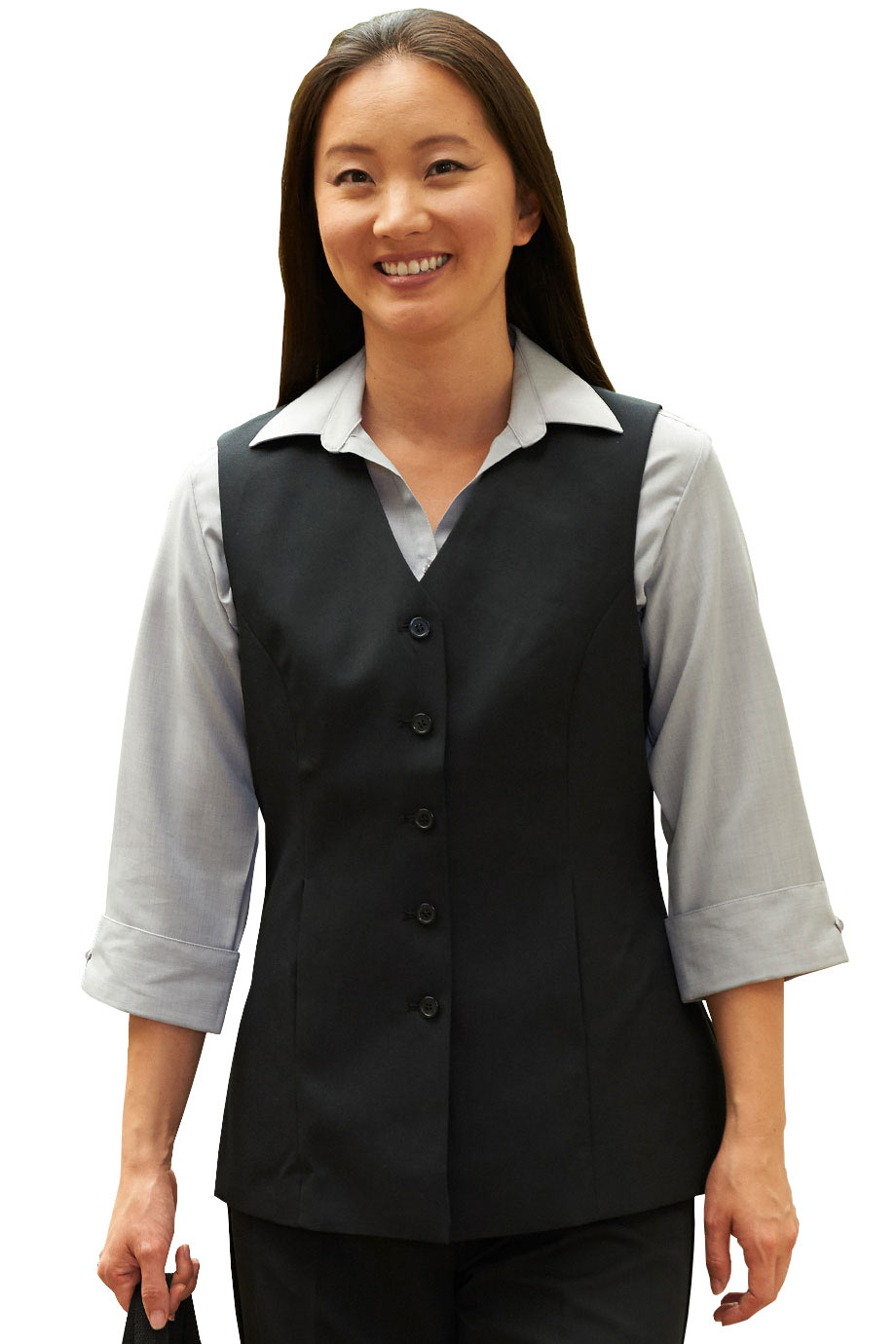 ESSENTIAL POLYESTER TUNIC