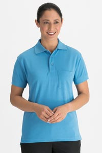 SOFT TOUCH PIQUE POLO WITH POCKET