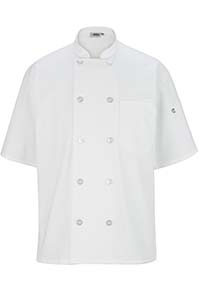 CLASSIC CHEF COAT - 10-BUTTONS