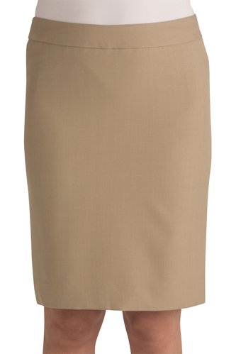 REDWOOD & ROSS® INTAGLIO STRAIGHT SKIRT